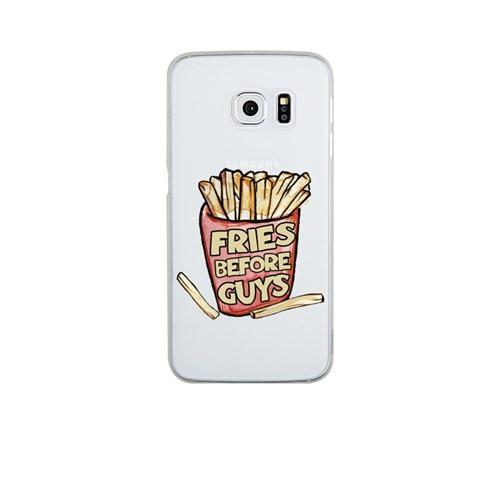 Remeto Samsung S6 Silikon Fries Before Guys