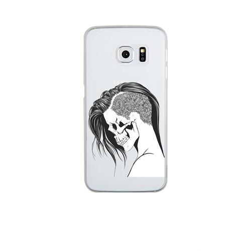 Remeto Samsung S6 Edge Silikon Stil Kesim Kurukafa