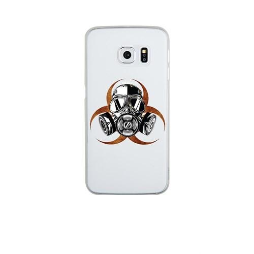 Remeto Samsung S6 Edge Silikon Biyolojik Tehlike