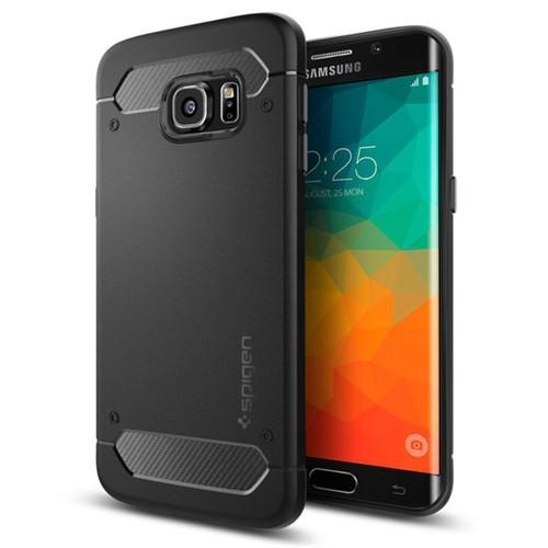 Spigen Samsung Galaxy S6 Edge Plus Kılıf Rugged Armor - SGP11698