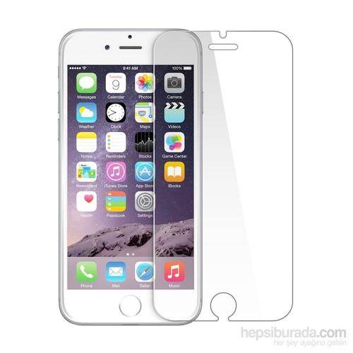 Cayka Apple iPhone Glassnextg İphone 6 Plus/6S Plus Body Gold Cam Ekran Koruyucu