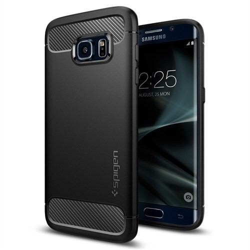 Spigen Samsung Galaxy S7 Edge Kılıf Ultra Rugged Armor - 556CS20033