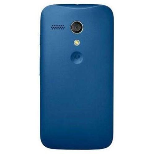 Motorola Moto G Pil Kapak Mavi