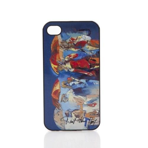 Biggdesign Apple iPhone 4 Siyah Kapak 015