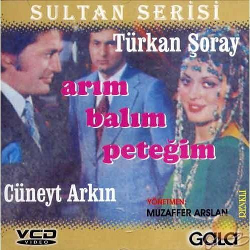 Arım Balım Peteğim (Sultan Serisi) ( VCD )