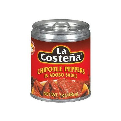 La Costana Chipotle Dom. Soslu Tütsülenmiş Jalapeno 199Gr.