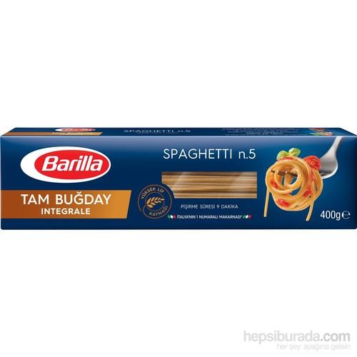 Barilla Tam Buğday Spagetti Makarna 400 gr