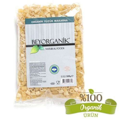 Beyorganik Organik Yüzük Makarna 500 Gr