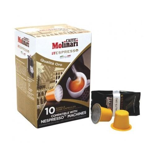 Caffè Molinari Itespresso Oro 10'Lu Kapsül Kahve