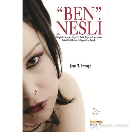"""Ben"" Nesli - Jean M. Twenge"