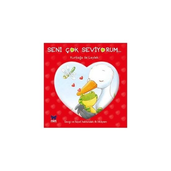 Seni Seviyorum: Kurbağa İle Leylek-Kolektif