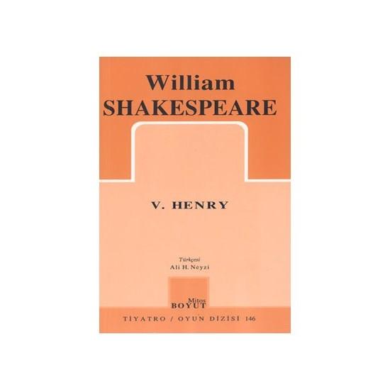 V. Henry-William Shakespeare