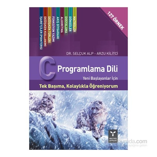 C Programlama Dili - Selçuk Alp