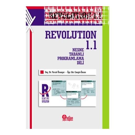 Revolution 1.1 Nesne Tabanlı Programlama Dili