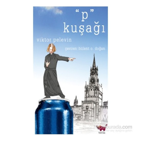 """P"" Kuşağı-Viktor Pelevin"
