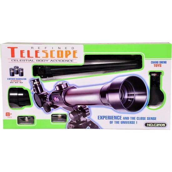 Bircan Oyuncak Oyuncak Refined Teleskop Seti