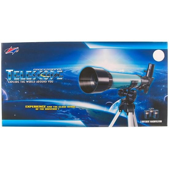 Bircan Oyuncak Teleskop Beyaz