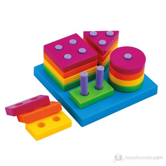 Tanny Geometrik Zeka Bulmacası