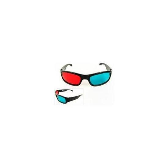 Xtan 3D (3 Boyutlu) Gözlük (Kırmızı-Mavi)