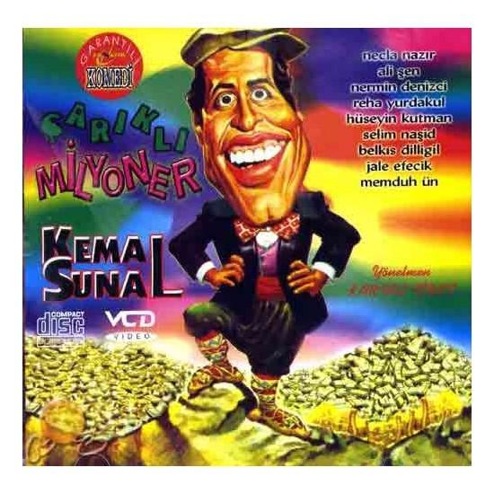 Çarıklı Milyoner (Kemal Sunal) ( VCD )