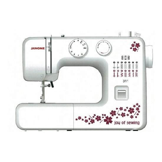 Janome Sewing 311 Dikiş Makinası