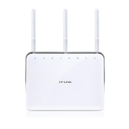 TP-LINK Archer VR200 750Mbps Wireless AC Dual Band Gigabit ADSL/VDSL2 Modem Router