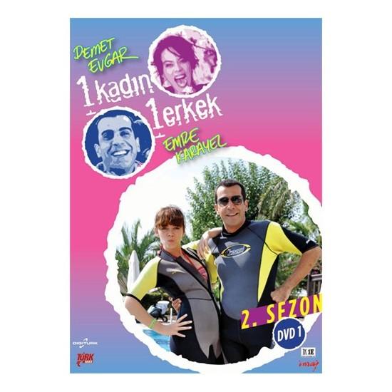 1 Kadın 1 Erkek Sezon 2 DVD 1
