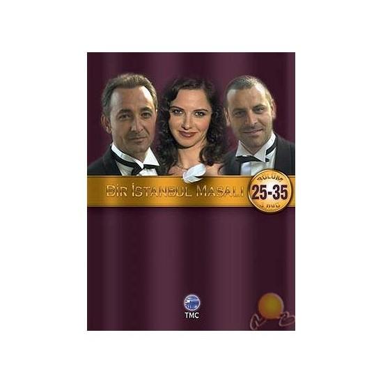 Bir İstanbul Masalı (Bölüm 25-35) (3 DVD) ( DVD )