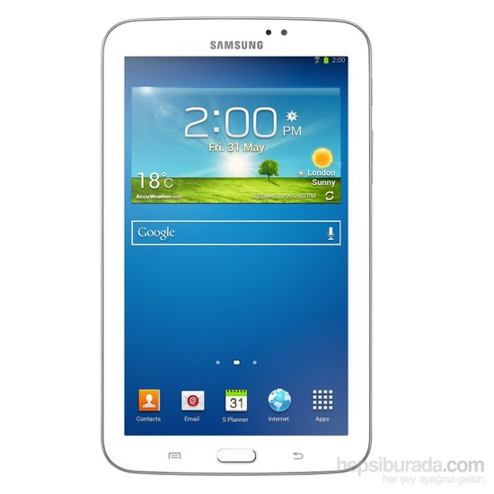 "Samsung Galaxy Tab 3 Lite T116 8GB 7"" 3G Beyaz Tablet"