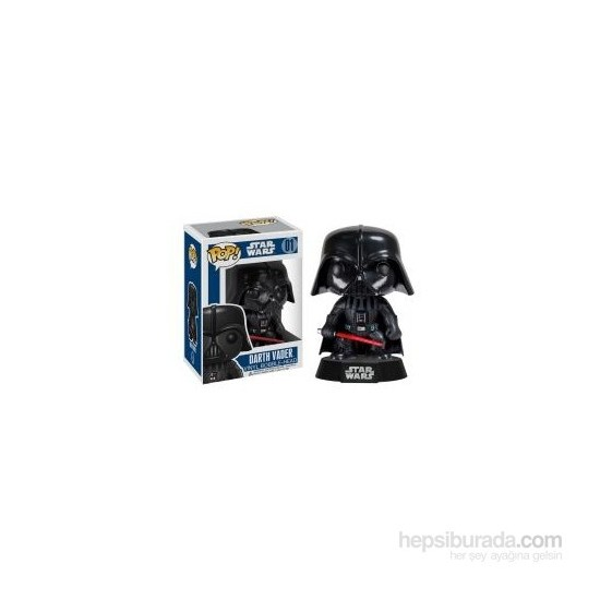 Funko POP Figür - Star Wars Darth Vader LE