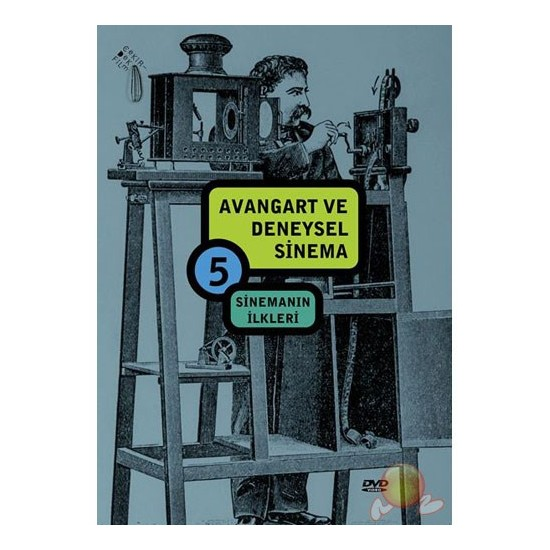 Sinemanın İlkeleri 5 (Avangart ve Deneysel Sinema)