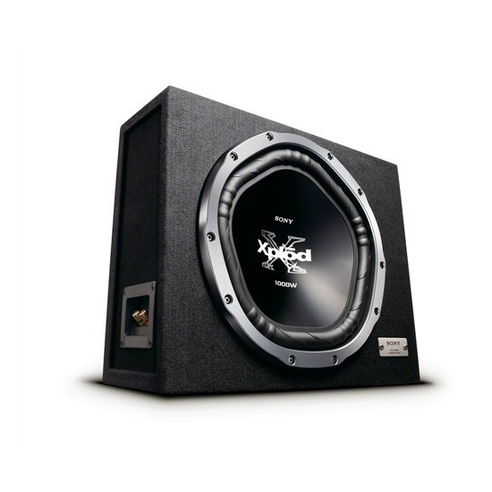 Sony XSGTX121LS Orijinal Kutulu Ultra Slim 30 Cm'1000W Subwoofer