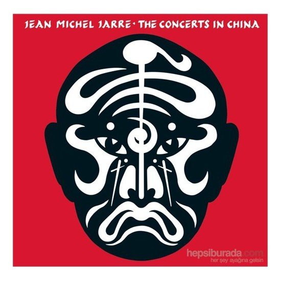 Jean Michel Jarre - The Concerts in China (2 Cd)