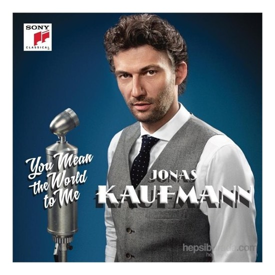 Jonas Kaufmann - Du Bist Die Welt Für Mich (Blu-Ray)