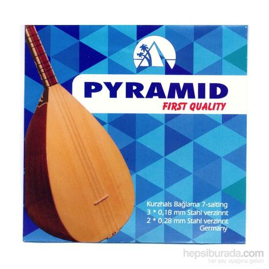 Pyramid Premium Kalite Kısa Sap Bağlama Teli