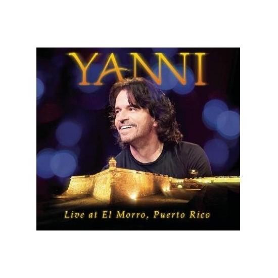 Yanni -Live At El Morro, Puerto Rico CD & DVD