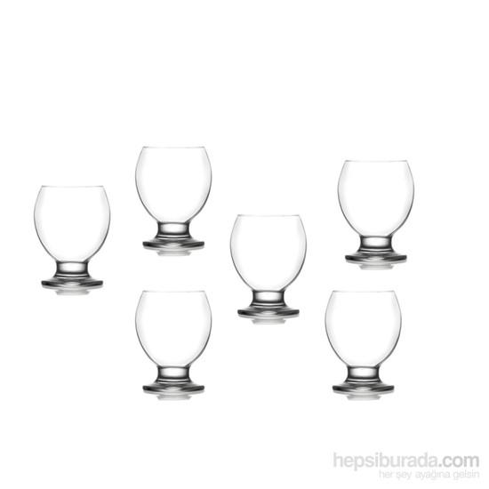 Lav Su Bardağı Ayaklı 6Lı