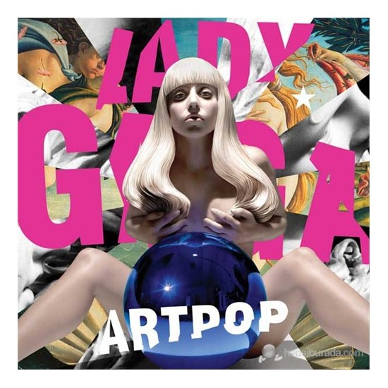 Lady Gaga - Artpop (Licensee)