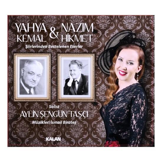 Aylin Şengün Taşçı - Yahya Kemal & Nazım Hikmet (CD)