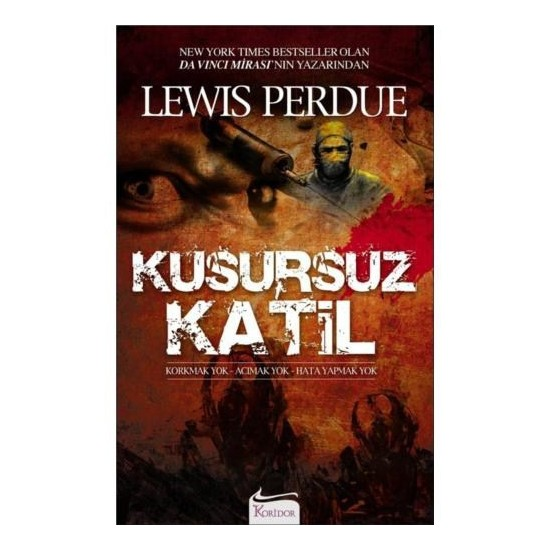 Kusursuz Katil-Lewis Perdue