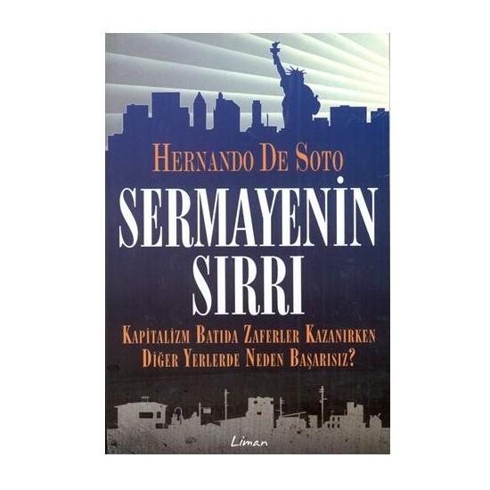 Sermayenin Sırrı-Hernando De Soto
