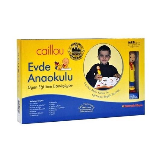 Caillou Evde Anaokulu Seti