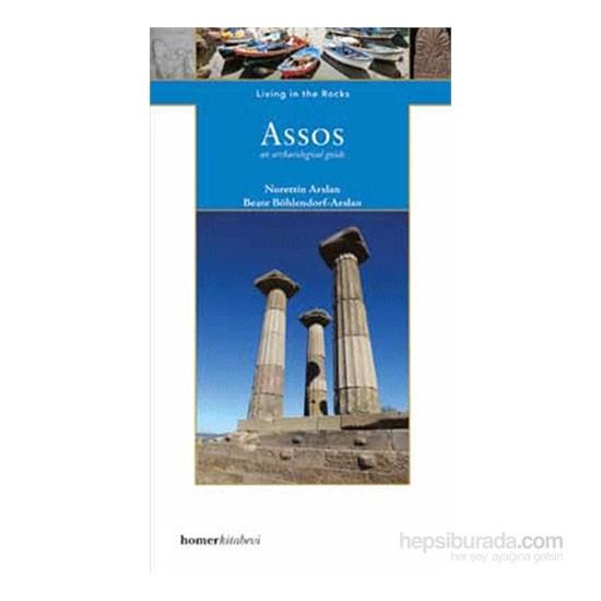 Assos - Living İn The Rocks-Nurettin Aslan