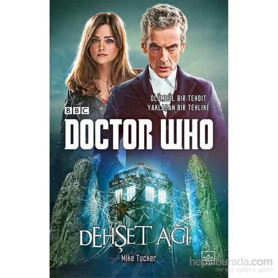 Doctor Who: Dehşet Ağı - Mike Tucker