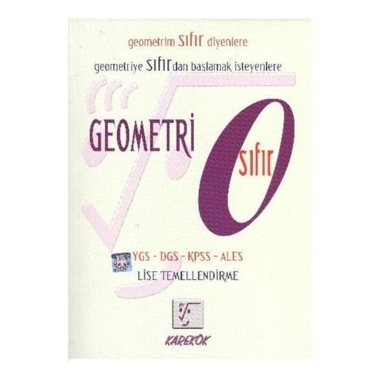 Karekök Yayınları Geometri Sıfır Kitabı