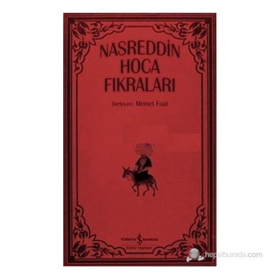 Nasreddin Hoca Fıkraları-Memet Fuat