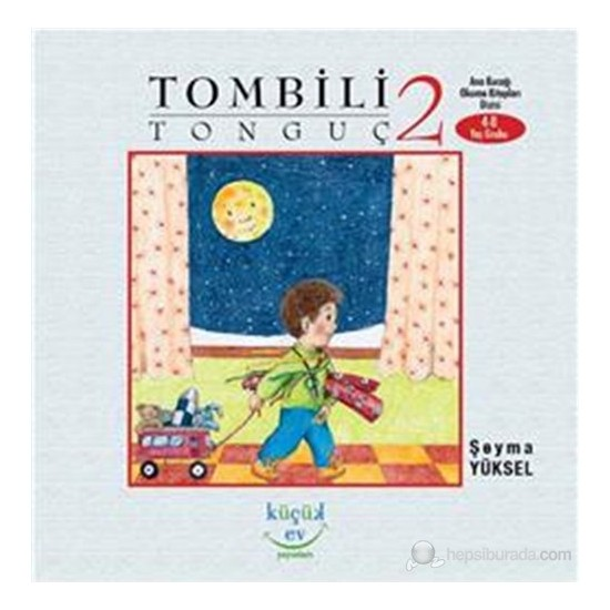 Tombili Tonguç 2-Şeyma Yüksel