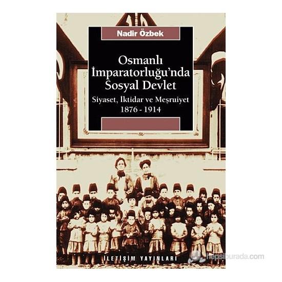 Osmanlı İmparatorluğu´nda Sosyal Devlet