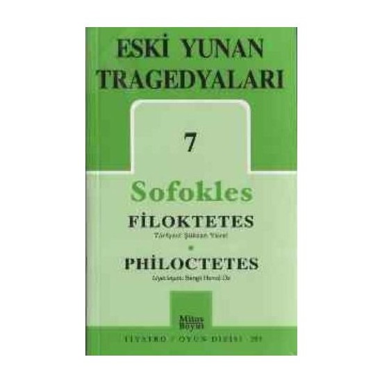 Eski Yunan Tragedyaları 7 - Sofokles