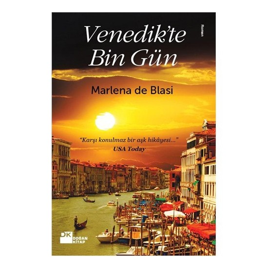 Venedik'te Bin Gün - Marlena De Blasi